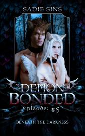 Beneath The Darkness: A Gay Monster Harem Serial