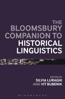 The Bloomsbury Companion to Historical Linguistics PDF