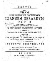 Caussae, cur adquisita profanarum gentium theologia adeo corrupta fuerit
