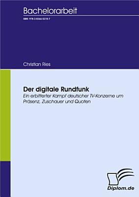 Der digitale Rundfunk PDF