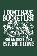 Mile Long Bike It List