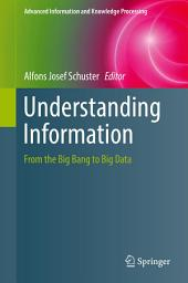 Understanding Information: From the Big Bang to Big Data