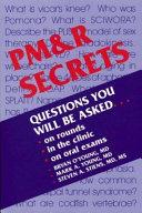 PM R Secrets PDF