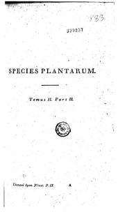 Species plantarum
