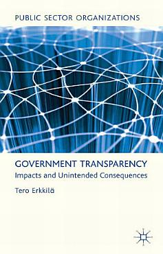 Government Transparency PDF