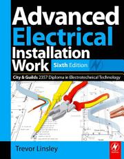 Advanced Electrical Installation Work, 6th ed