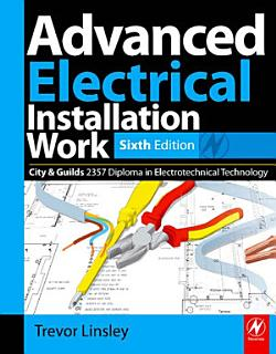 Advanced Electrical Installation Work  6th ed Book