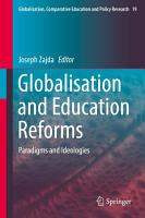 Globalisation and Education Reforms PDF