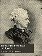 Index to the Periodicals of 1890-1902: Volume 2