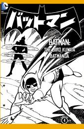 Batman: The Jiro Kuwata Batmanga (2014-) #43