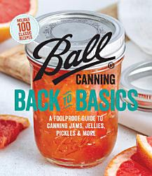 Ball Canning Back To Basics Book PDF