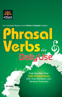 For Complete Master Over Written   Spoken English Phrasal Verbs in Daily Use PDF