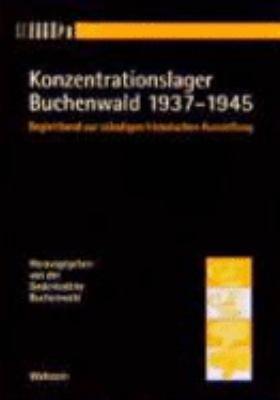 Konzentrationslager Buchenwald  1937 1945 PDF