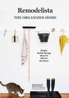 Remodelista  The Organized Home PDF