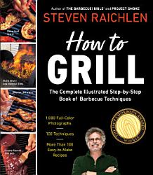 How To Grill Book PDF