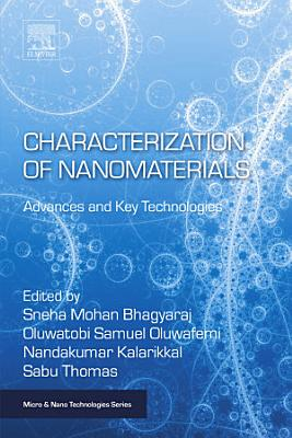 Characterization of Nanomaterials