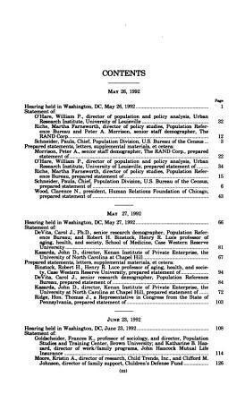 America s Changing Profile PDF