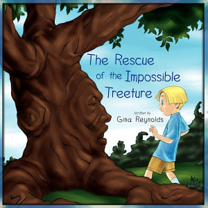 The Rescue of the Impossible Treeture Book