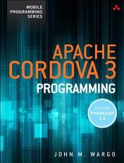 Apache Cordova 3 Programming PDF