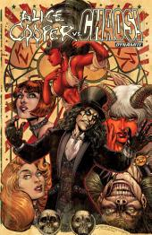 Alice Cooper Vs. Chaos Collection: Issues 1-6