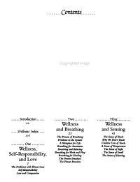 The Wellness Workbook PDF