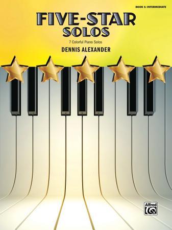 Five Star Solos  Book 5 PDF