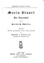 Maria Stuart: ein trauerspiel