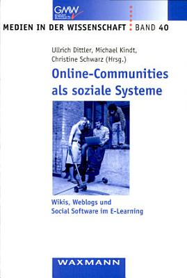Online Communities als soziale Systeme PDF