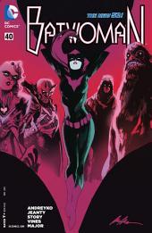 Batwoman (2011-) #40