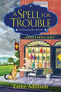 A Spell for Trouble Book
