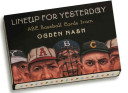 Lineup for Yesterday ABC Baseball Cards PDF