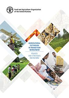 Agricultural extension in transition worldwide Book