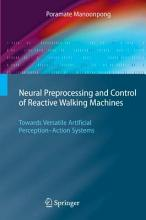 Neural Preprocessing and Control of Reactive Walking Machines PDF
