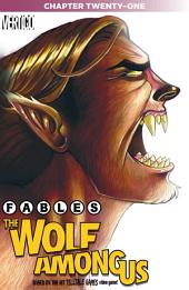 Fables: The Wolf Among Us (2014-) #21