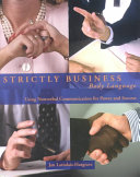 Strictly Business Body Language