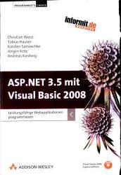 ASP NET 3 5 mit Visual Basic 2008 PDF