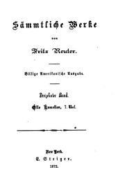 Sämmtliche Werke: Volumes 13-15