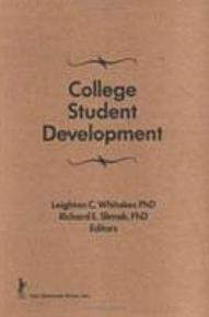 College Student Development PDF