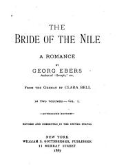 The Bride of the Nile: A Romance, Volume 1