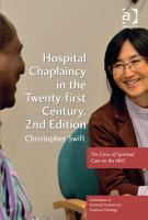 Hospital Chaplaincy in the Twenty first Century PDF