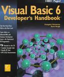 Visual Basic 6 Developer s Handbook PDF