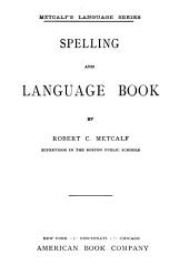...Spelling and Language Book
