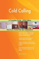 Cold Calling A Complete Guide   2020 Edition