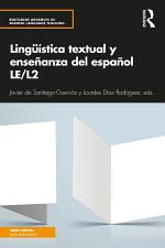 Lingüística textual y enseñanza del español LE/L2