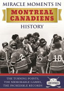 Miracle Moments in Montreal Canadiens History PDF