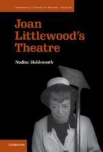 Joan Littlewood's Theatre