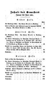 Monatsschrift für die evangelische Kirche der Rheinprovinz und Westphalens, herausg. von C.J. Nitzsch und K.H. Sack