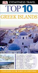 DK Eyewitness Top 10 Travel Guide: Greek Islands