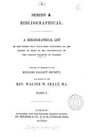 English Dialect Society PDF