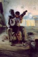 The Banjo Lesson, Henry Ossawa Tanner. Ruled Journal